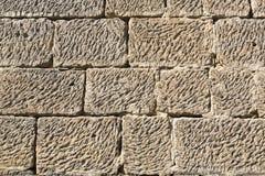 在背景明亮的编译的剑桥世纪教会附近五颜六色的详细资料后抽签物质砂岩纹理使用的墙壁xix 免版税库存图片