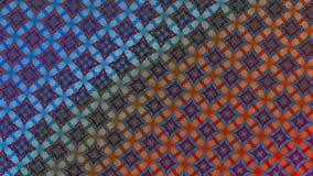 在背景转动顺时针第2个图表样式的形式,由与多彩多姿的纹理的不同的设计做成 库存例证