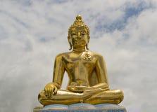 在自然泰国缅甸和的老挝之间的金黄三角边界 库存图片