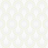 在艺术装饰样式的白色几何纹理 免版税库存图片