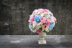在花瓶的花 图库摄影
