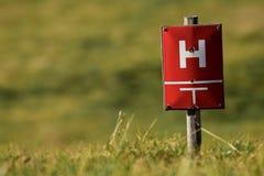 在草坪的消防栓 免版税库存照片