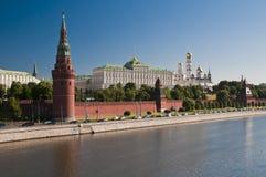 莫斯科克里姆林宫 免版税库存图片
