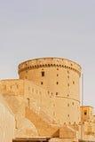 在萨拉丁城堡里面,开罗,埃及,非洲 免版税库存图片