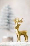 在葡萄酒样式的圣诞节背景 2007个看板卡招呼的新年好 免版税图库摄影
