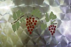 在葡萄酒酿造设施, Apremont,开胃菜,法郎的酒坦克 免版税库存照片