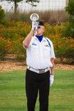 在葬礼的美国退伍军人协会 免版税图库摄影