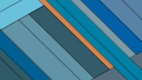 在蓝色和灰色颜色的现代物质设计背景 免版税库存图片