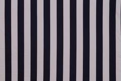 在蓝色和白色条纹的布料 库存照片