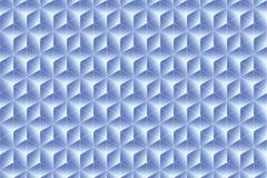 在蓝色和白色1的纹理 免版税库存图片