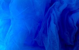 在蓝色的纹理 免版税库存照片