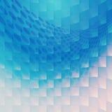 在蓝色background.abstract纹理的光 图库摄影