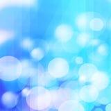 在蓝色background.abstract纹理的光 库存照片