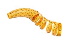 测量的磁带 库存照片