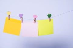 在螺纹的纸板料 免版税库存照片