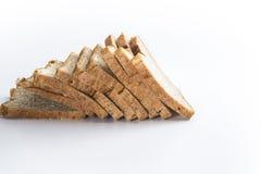 在行的面包 免版税图库摄影