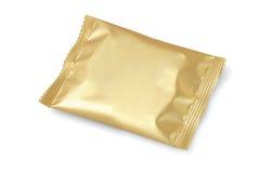 在被密封的封皮的巧克力 免版税库存图片