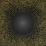 在被隔绝的背景的金黄闪烁纹理 金黄的雨 金五彩纸屑爆炸  设计要素例证图象向量 也corel凹道例证向量 皇族释放例证