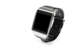 在被隔绝的透视的Smartwatch 免版税库存照片