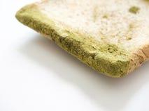 在被隔绝的面包的模子 免版税库存照片