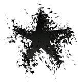 星爆炸传染媒介例证 向量例证