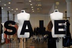 50%在设计师RMIX夏洛特ESKILDSEN的销售 免版税库存图片