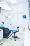 在诊所的口腔外科 内部 库存图片