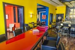 在豪华旅馆大象的著名酒吧在威玛 免版税图库摄影