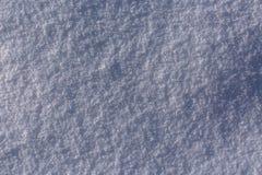 在路的雪 免版税图库摄影