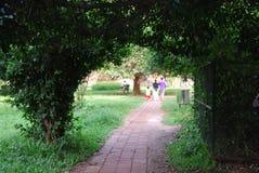 在达卡中心的Ramna公园 库存图片