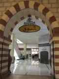 在迪拜购物中心的金子Souk在迪拜,阿拉伯联合酋长国 库存照片