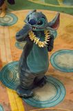 在迪斯尼魔术上的针跳舞 免版税库存图片