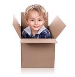 在配件箱里面的惊奇 免版税库存图片