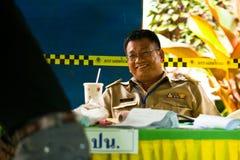 在酸值Chang,泰国的市长的选择 库存图片