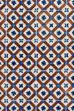 在里斯本街道的陶瓷砖 免版税库存图片