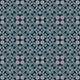 在重复的古老几何样式 织品印刷品 无缝的背景,马赛克装饰品,种族样式 免版税库存照片