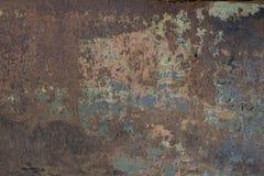 在金属3的铁锈 免版税库存照片