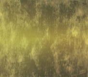 在金黄口气的破旧的墙壁 免版税库存图片
