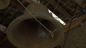 在钟楼里面 影视素材