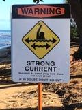 在钾ANALPALI海滩的生活 免版税图库摄影