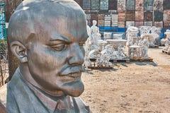 在销售中的列宁 库存图片