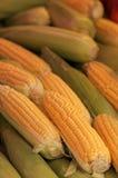 在销售中的玉米 库存照片