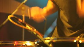 在阶段的摇滚乐队 影视素材