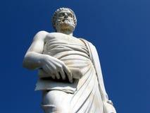在阿基米德的脚 免版税图库摄影
