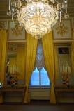 在阿尔贝蒂娜博物馆维也纳奥地利的皇家公寓 图库摄影