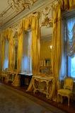 在阿尔贝蒂娜博物馆维也纳奥地利的皇家公寓 免版税库存图片