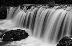 在阿根廷拍摄的瀑布 库存图片
