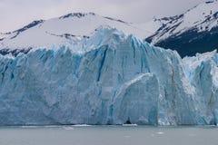 Perito莫尔诺冰川 免版税库存图片