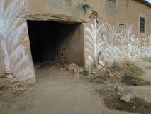 在阿特拉斯山脉的古老文明 免版税库存图片