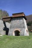 在阿达莫夫附近的老鼓风炉 图库摄影